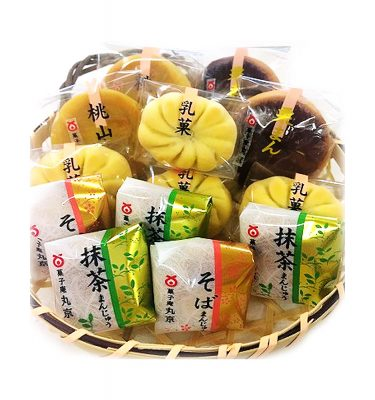 MARUKYO Manju Japanese Sweets Assortment