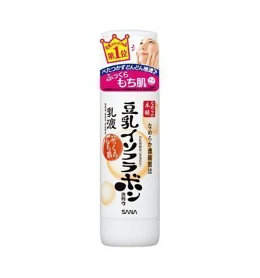 NAMERAKA HONPO Tonyu Isoflavone Milk Lotion - NA 150ml