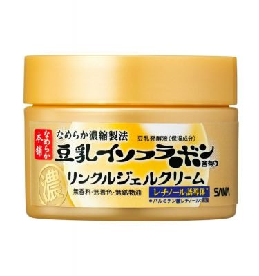 NAMERAKA HONPO Tonyu Isoflavone Wrinkle Gel Cream - 100ml