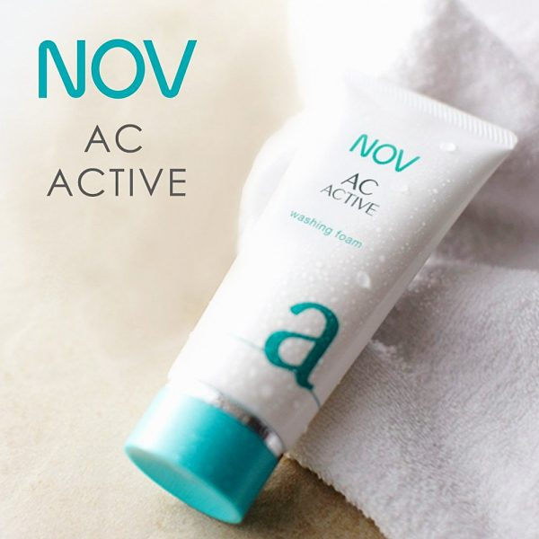 NOV AC Active Washing Foam