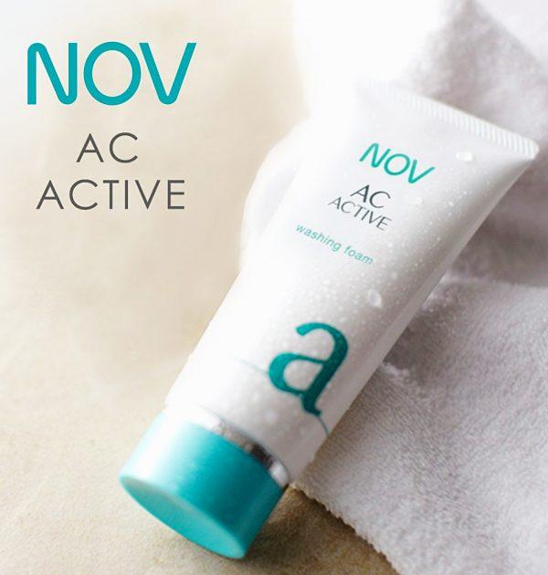 NOV AC Active Washing Foam