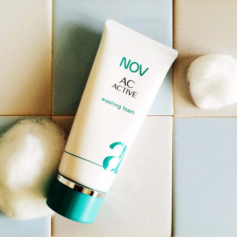 NOV AC Active Washing Foam Japanese Cosmetics