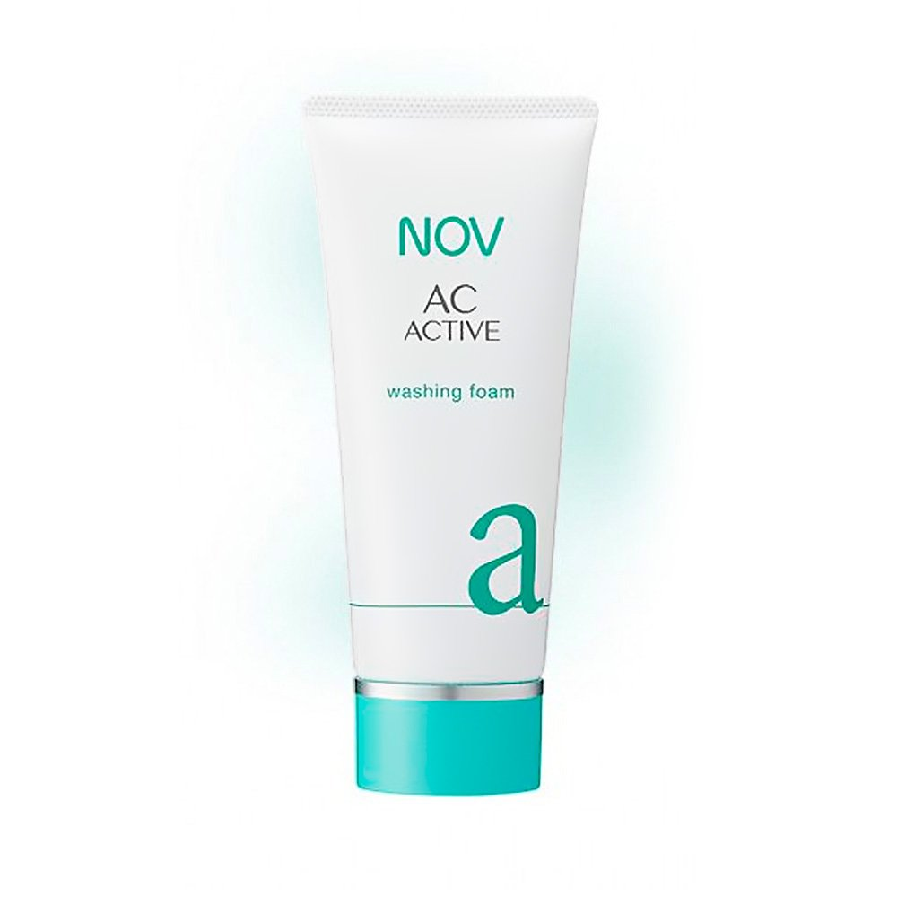 NOV AC Active Washing Foam - 100g