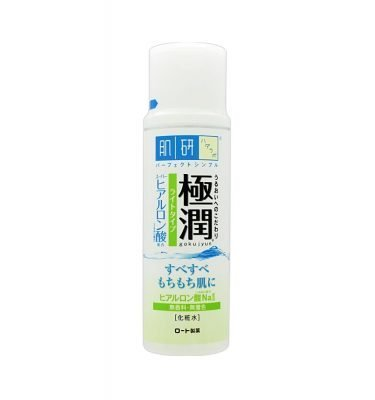 ROHTO Hada Labo Gokujun Hyaluronic Lotion Moist - Light Type 170ml