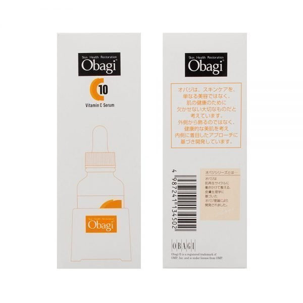 ROHTO Obagi C10 Serum Made in Japan