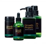 S-ROSSO Growth Project Boston Scalp Care Aromatic Shampoo for Hair Growth Made in Japan