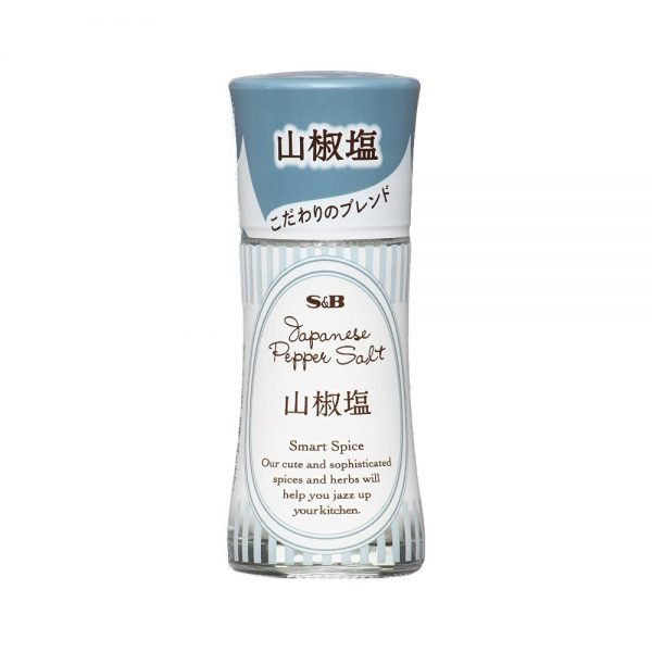 S&B Smart Spice Sansho Salt - 16g