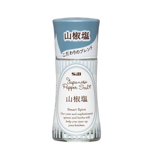 S&B Smart Spice Sansho Salt - 16g