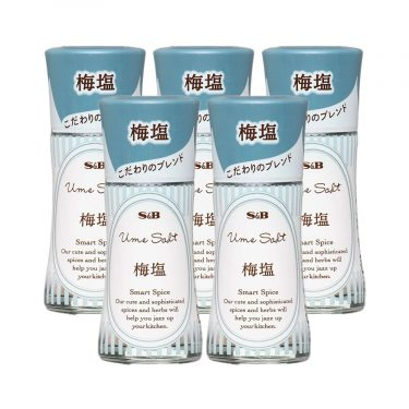 S&B Smart Spice Ume Plum Salt Made in Japan