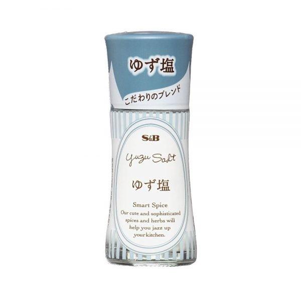 S&B Smart Spice Yuzu Citrus Salt - 16g