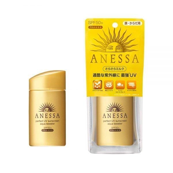 SHISEIDO 2016 Anessa Perfect UV Sunscreen Aqua Booster SPF 50