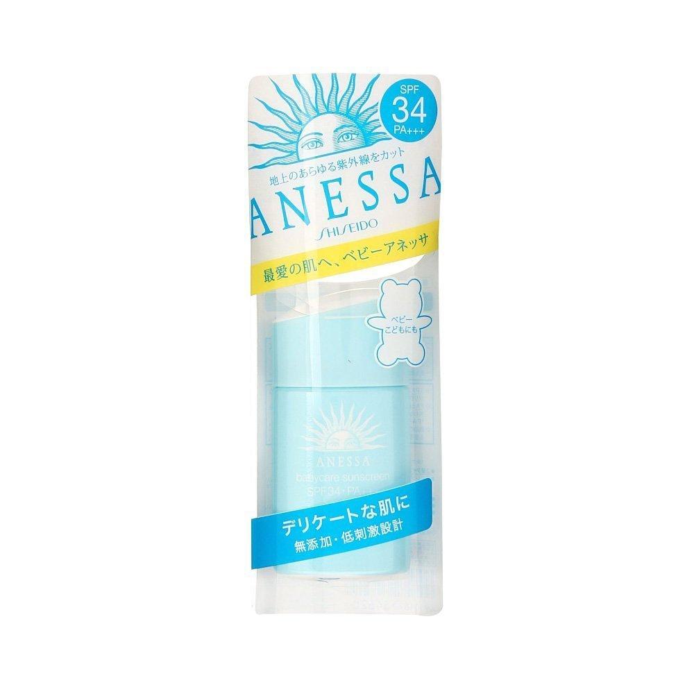 SHISEIDO Anessa Babycare Sunscreen N 25ml – SPF34 PA+++