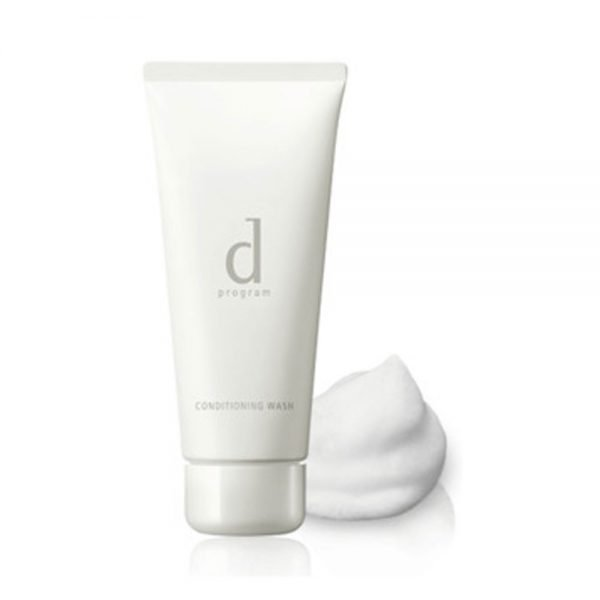 SHISEIDO D-program Conditioning Wash Made in Japan