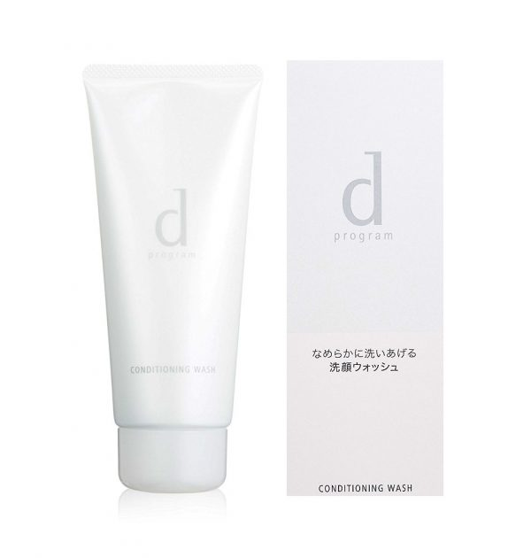 SHISEIDO D-program Conditioning Wash 150g Made in Japan