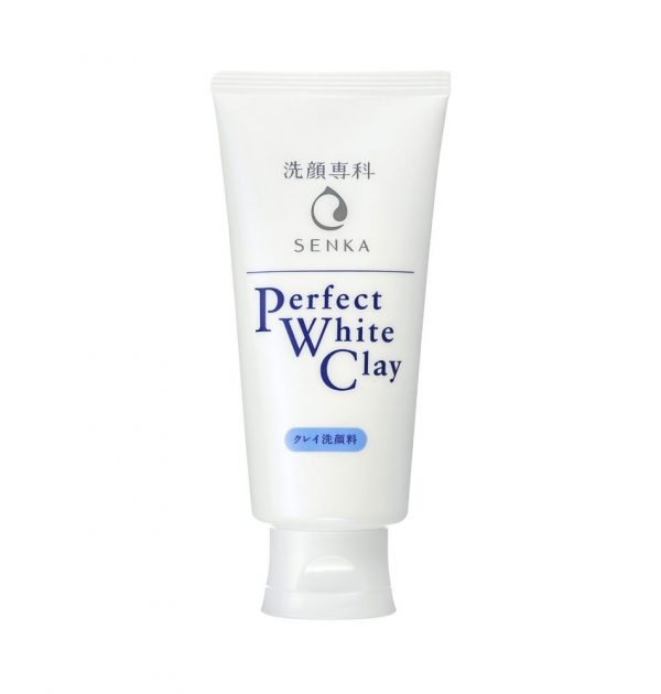 SHISEIDO Senka Perfect White Clay 120g Made in Japan