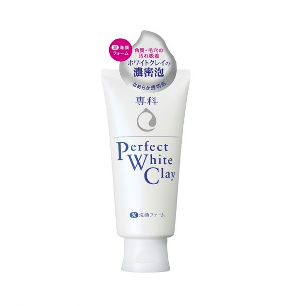 SHISEIDO Senka Perfect White Clay - 120g