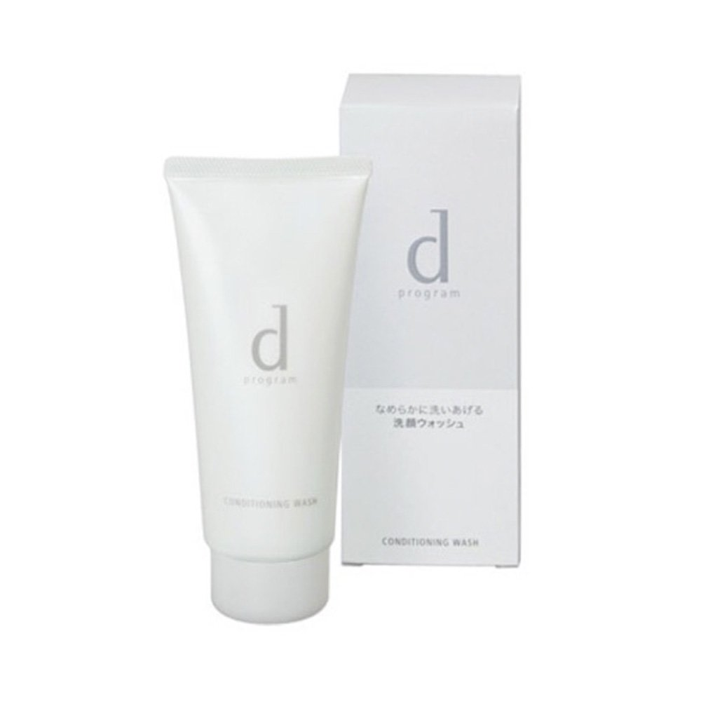 SHISEIDO d Program Conditioning Wash - 150g