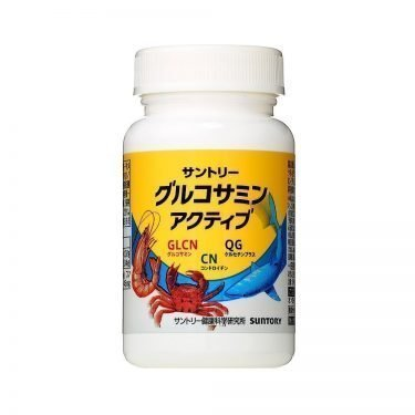 SUNTORY Glucosamine & Chondroitin 180 Tablets - 30 Day Supply