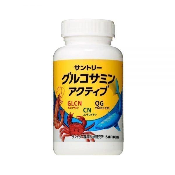 SUNTORY Glucosamine & Chondroitin 180 Tablets 60 days Made in Japan