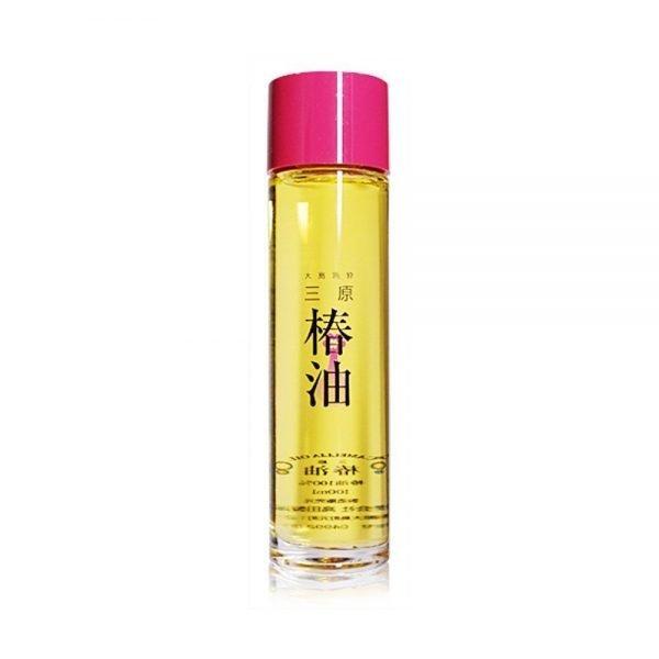 TAKADA Mishima Camellia Tsubaki Oil 100% Pure - 100ml