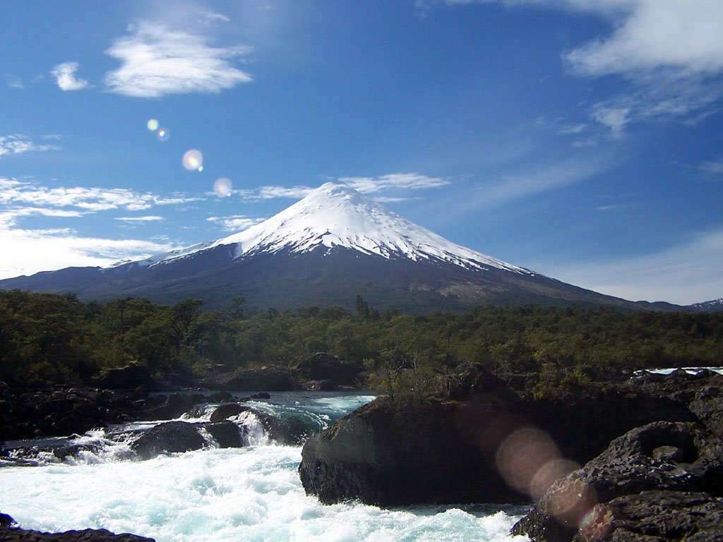 Mount Osorno in Chile (http://amba.to/1XqsgKn)