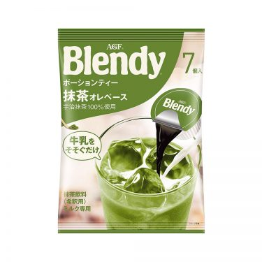 BLENDY Matcha Au Lait Base Liquid
