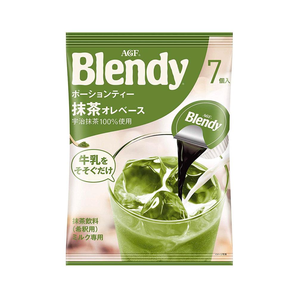 BLENDY Matcha Au Lait Base Liquid