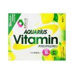 AQUARIUS Vitamin Sports Drink Powder - 51g x 5pcs