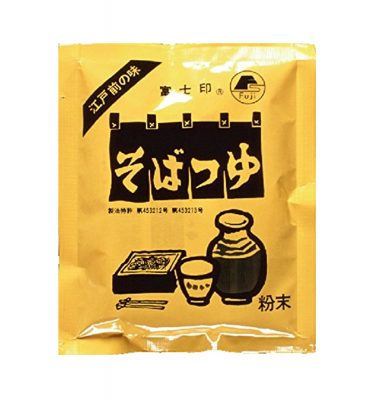 FUJI Soba Powder Soup Stock