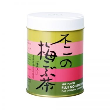 Fuji No Ume Kombucha Plum Kelp Tea Powder - 120g