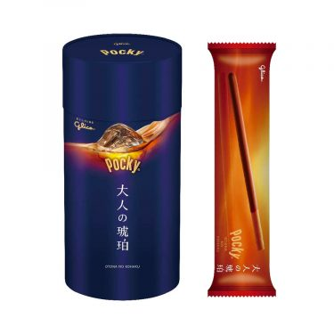 GLICO Pocky Otona No Kohaku Adult Amber Made in Japan