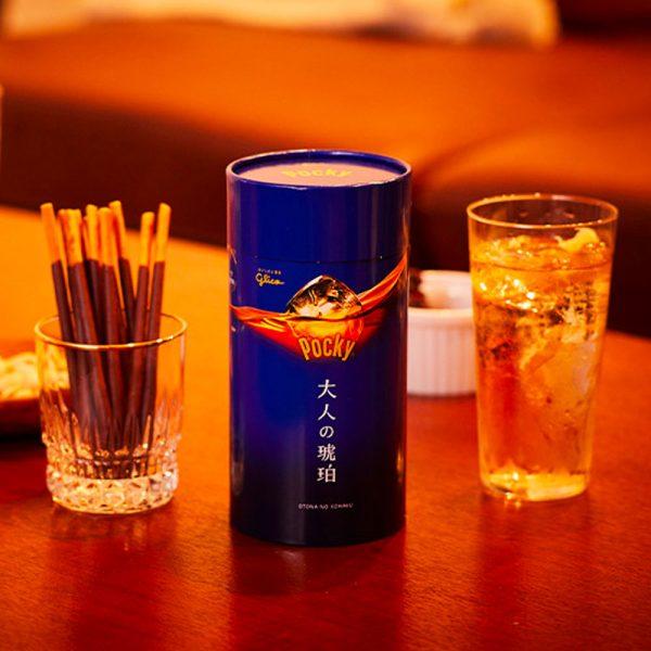 GLICO Pocky Otona No Kohaku Adult Amber Made in Japan
