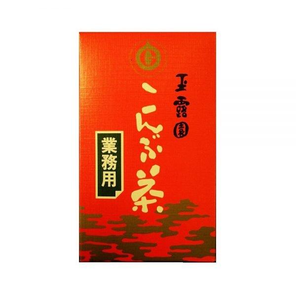 GYOKUROEN Kombucha Kelp Tea Powder Made in Japan
