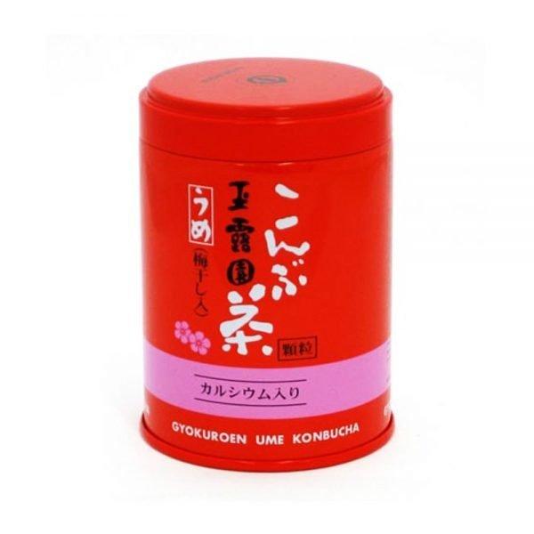 GYOKUROEN Ume Kombu Plum Kelp Tea Powder - 45g