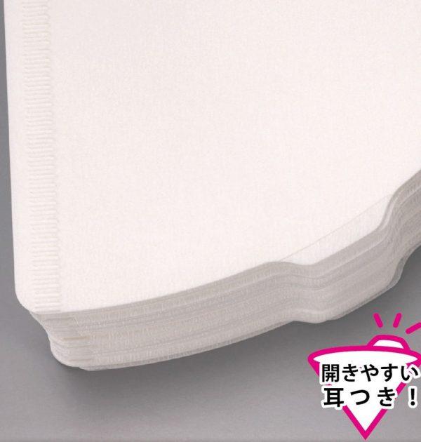 HARIO V60 02 White Filter Paper 100 Sheets x 2 Packs