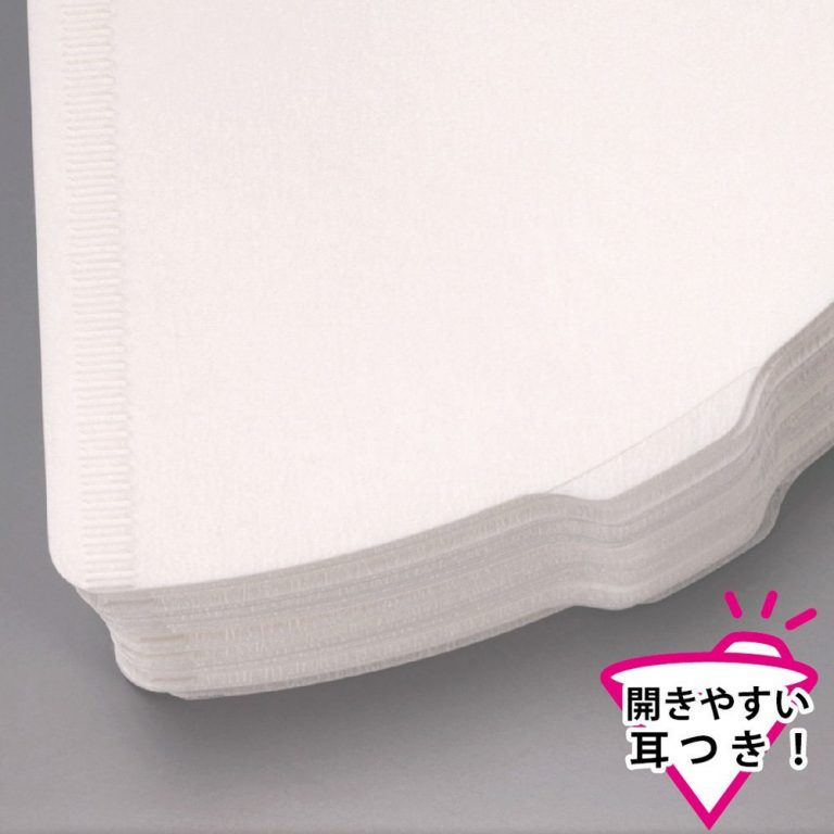 HARIO V60 02 White Filter Paper 100 Sheets x 2 Packs