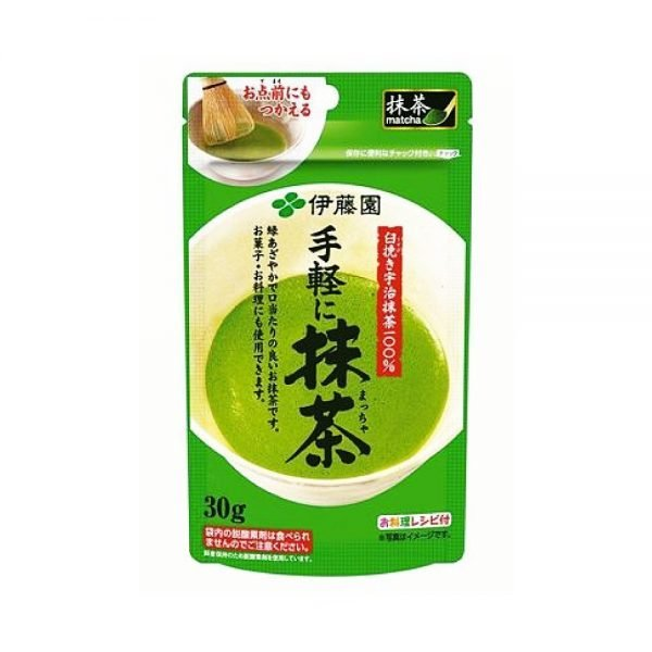 ITOEN Tegaruni Matcha Green Tea Powder - 30g