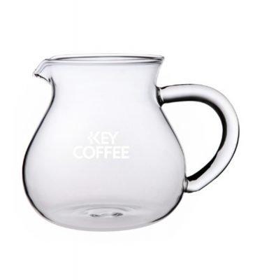 KEY COFFEE Coffee Server 2 - 4 People - 500ml Made in Japan