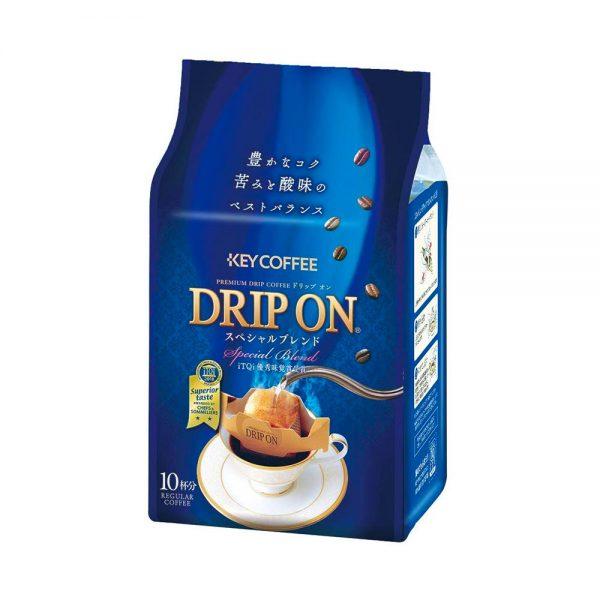 KEY COFFEE Drip On Special Blend - 8g × 10pcs