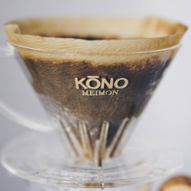 KONO Meimon Dripper for 1- 2 People Made in Japan