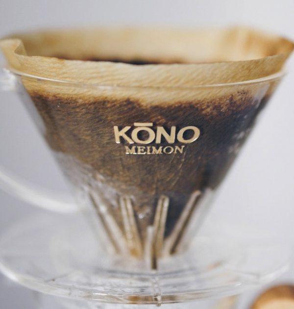 KONO Meimon Dripper for 1- 2 People Made in Japan