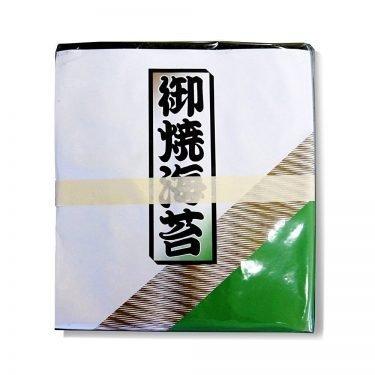 MARUSAN NORI Roast Seaweed from Ariake Sea - 100 Sheets