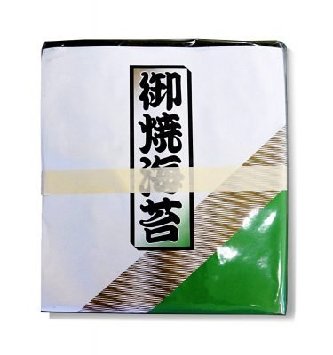 MARUSAN NORI Roast Seaweed from Ariake Sea - 100 Sheets