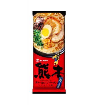 MARUTAI Kumamoto Mah Oil Tonkotsu Ramen - 2 Servings x 5 Bags