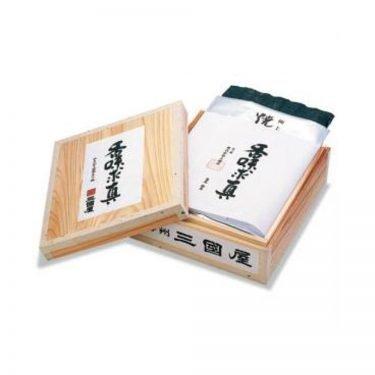 MIKUNIYA Premium Roasted Seaweed from Ariake Sea - 25 Sheets in Box