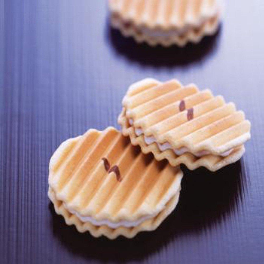 MINAMOTO KICHOAN Fukuto Senbei Sweet Rice Crackers - 7 Slices