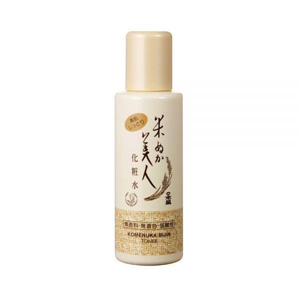 NIHONZAKARI Komenuka Bijin Rice Bran Skin Care Facial Toner - 120ml