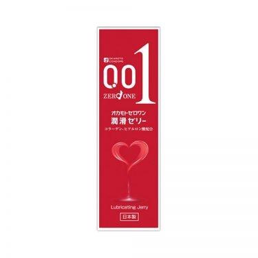 OKAMOTO 0.01 Zero One Lubricant Jelly - 50g