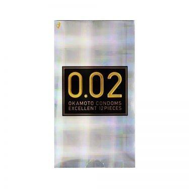 OKAMOTO 0.02 EX Regular Size - 12 pcs
