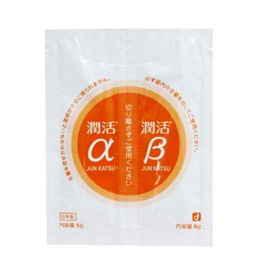 OKAMOTO Hot Gel Lubricant - 6 pcs